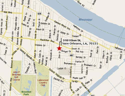 Harvey Louisiana Map.Harvey La Pictures Posters News And Videos On Your Pursuit